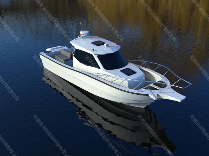 浅谈观光游艇的防水功能