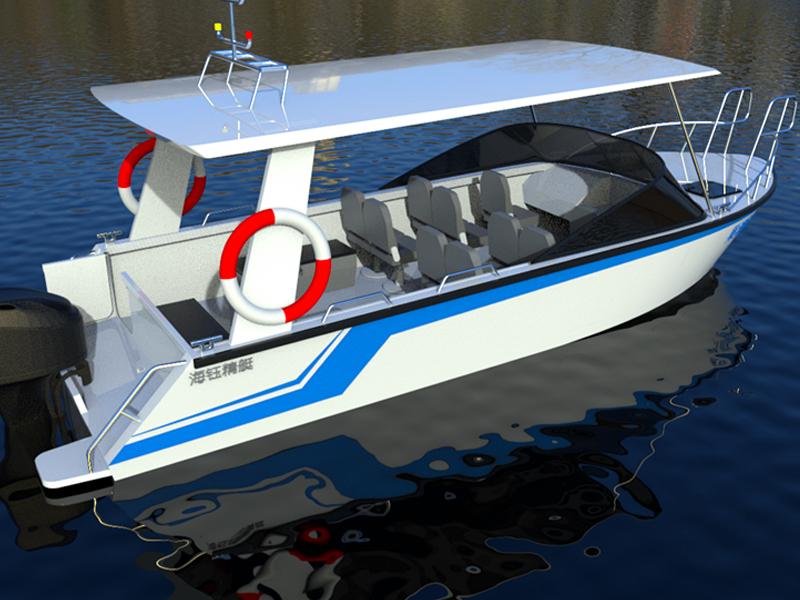 铝合金快艇的选购方法